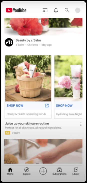 Product Feeds for Discovery Ads