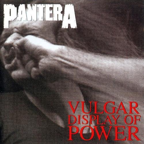 Pantera | Vulgar Display Of Power - CD - Thrash / Crossover ...