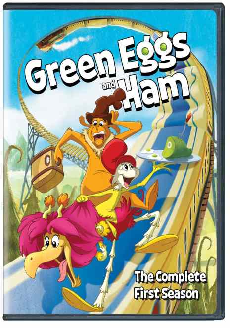 GREEN EGGS AND HAM Season 1 DVD Release Details | SEAT42F