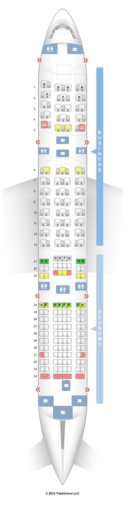 Boeing 787 8 Dreamliner Seat Map Ana Brokeasshome Com