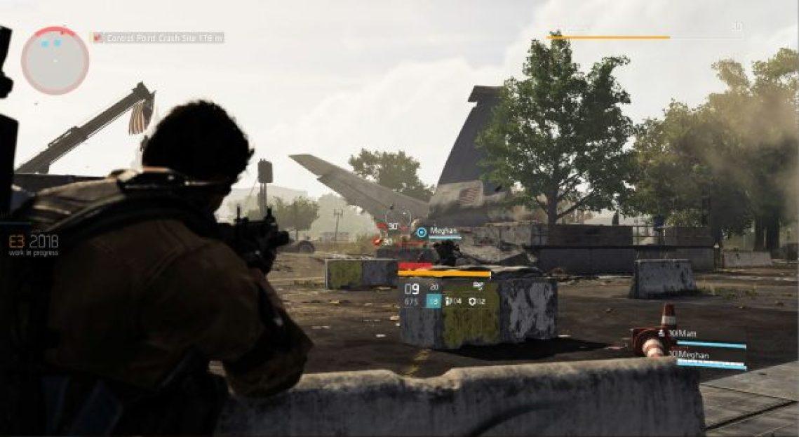 نتيجة بحث الصور عن the division 2 beta gameplay