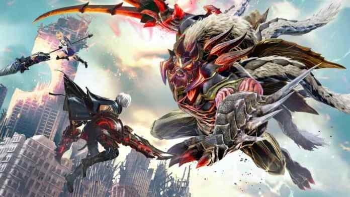God Eater 3 Weapons Guide