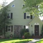 Dutch Colonial Possible Homes Original Front Door Home Plans Blueprints 91316