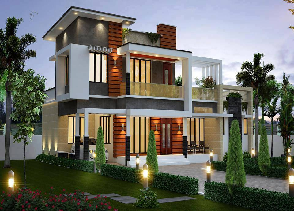 Storey Modern House Designs Philippines Bahay Ofw - Home ...
