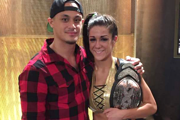 Report Bayley Engaged To Independent Wrestler Aaron Solow