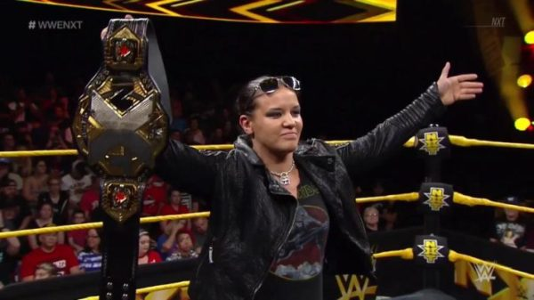 New #1 Contender Set For Shayna Baszler