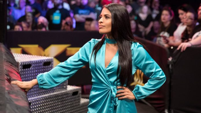Latest On Why Zelina Vega Was Released By WWE