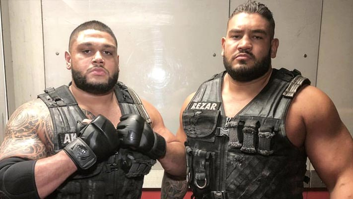 Aop S Rezar Looking Jacked What Happened After Smackdown