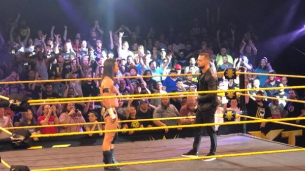 Adam Cole Retains WWE NXT Championship, Finn Balor Returns