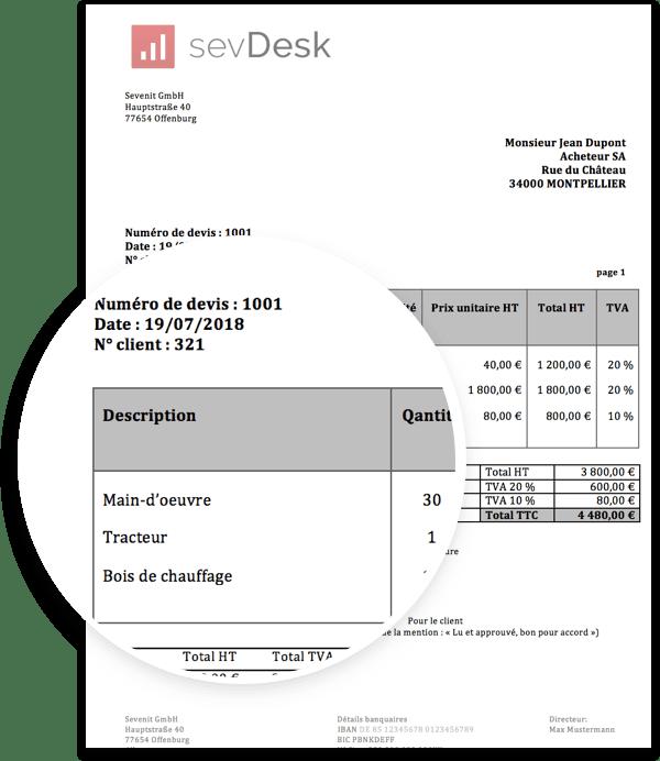 Modèle De Devis Pour Word Et Excel Téléchargement Gratuit