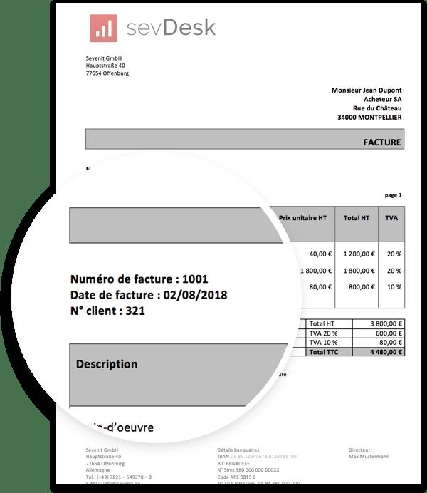 Modèle De Facture Particulier Téléchargement Word Ou Excel