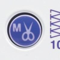 Janome MC6500P Thread Cutter
