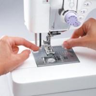 Janome MC6500P Easy Needle Threader