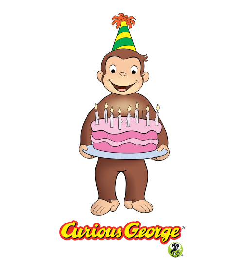 Kid S Club 5th Birthday Party With Curious George At Hillsdale Shopping Center In San Mateo January 21 2016 Sf Station