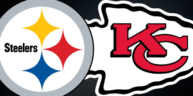 Image result for chiefs vs Pittsburgh Steelers