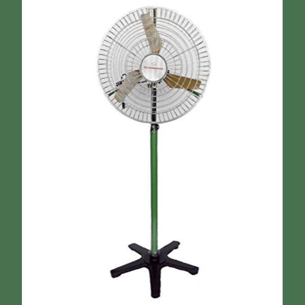 almonard 30 inch 250 w 3 blade adjustable height air circulator pedestal fan