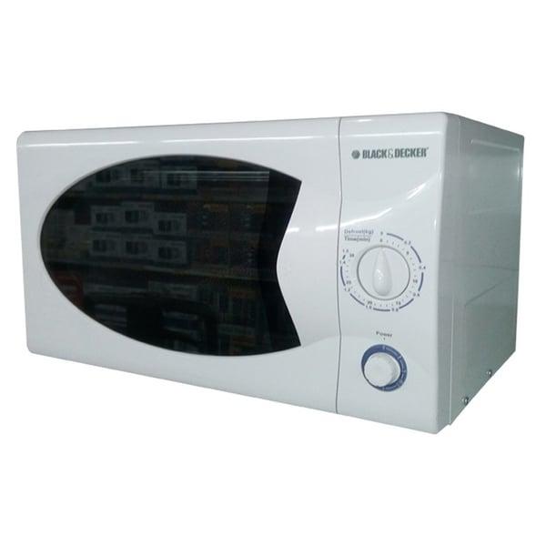 black decker microwave oven my2000p