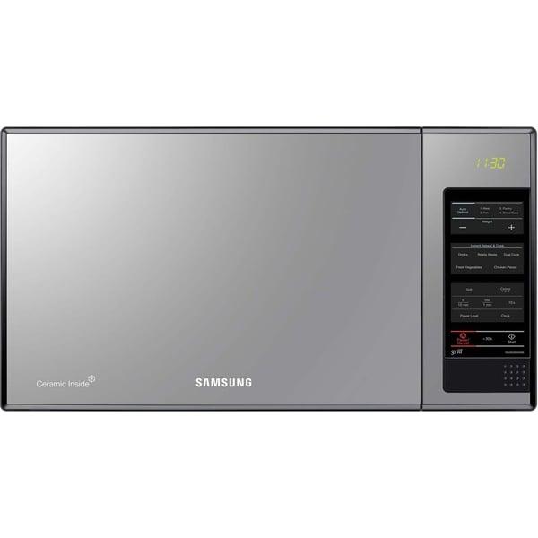 samsung microwave oven mg402madxb