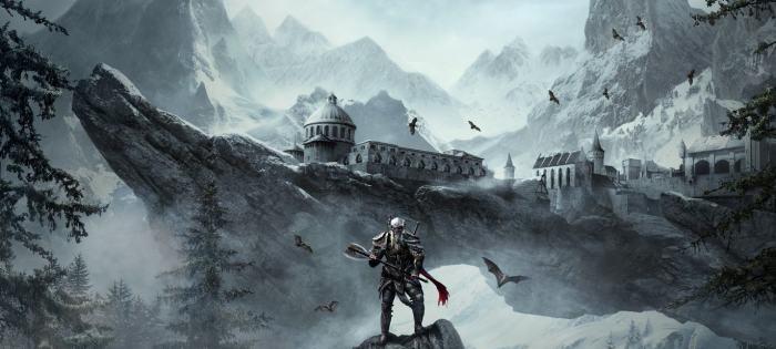 В The Elder Scrolls Online можно сыграть бесплатно до 19 августа, русский язык на консолях появится 1 сентября