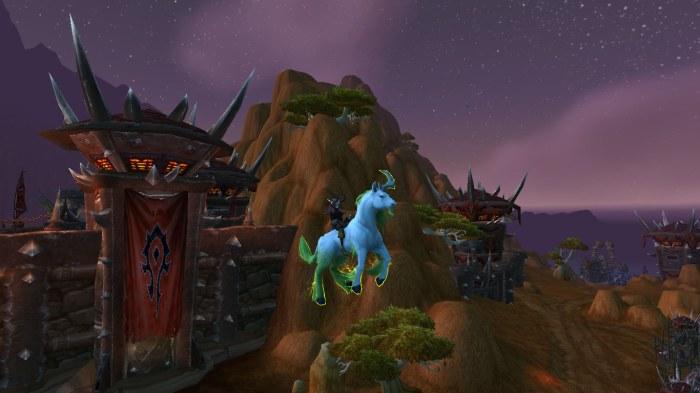 Как я попала на остров новичков World of Warcraft: Shadowlands