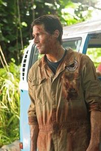 Matthew Fox is Jack on Lost