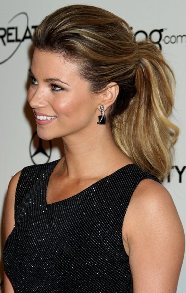 Top 20 Celebrity Ponytail Hairstyles