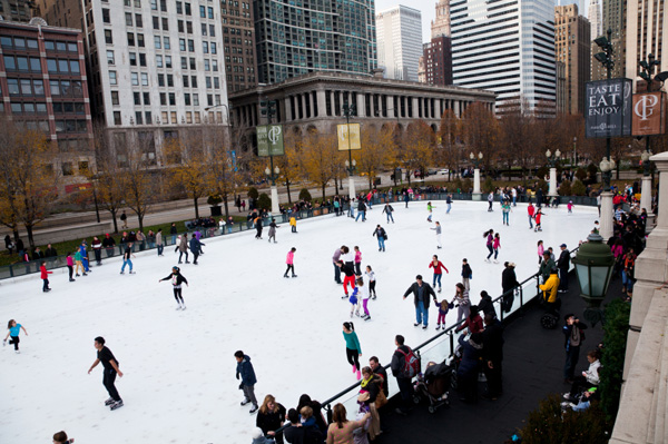 Ice rinks, City of Vancouver