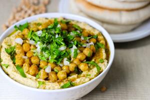 3 healthier dip recipes