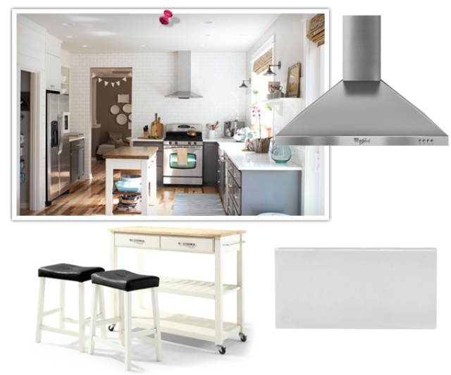 Upgrade your Kitchen ~ simple ways to take your kitchen from drab to fab, most of these are DIY ideas #home #homedecor #design