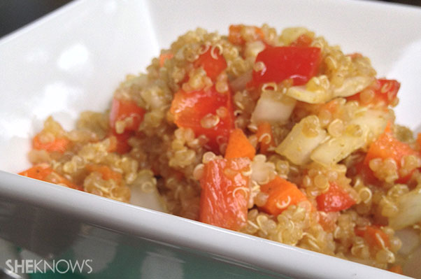 Quinoa curry salad | Sheknows.ca