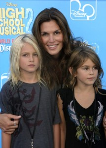 Cindy Crawford's son Presley