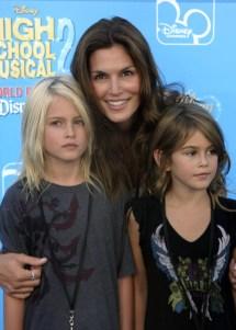 Cindy Crawford's son Presley