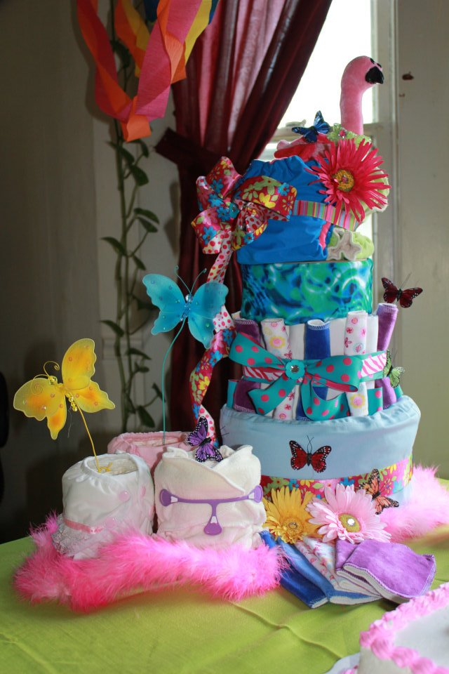 The Best Cloth Diaper Cakes Youve Ever Seen