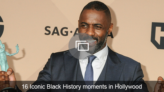 hollywood black history slideshow