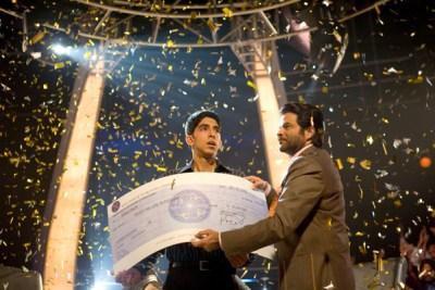 Danny Boyle's award-winning rags to riches drama Slumdog Millionaire