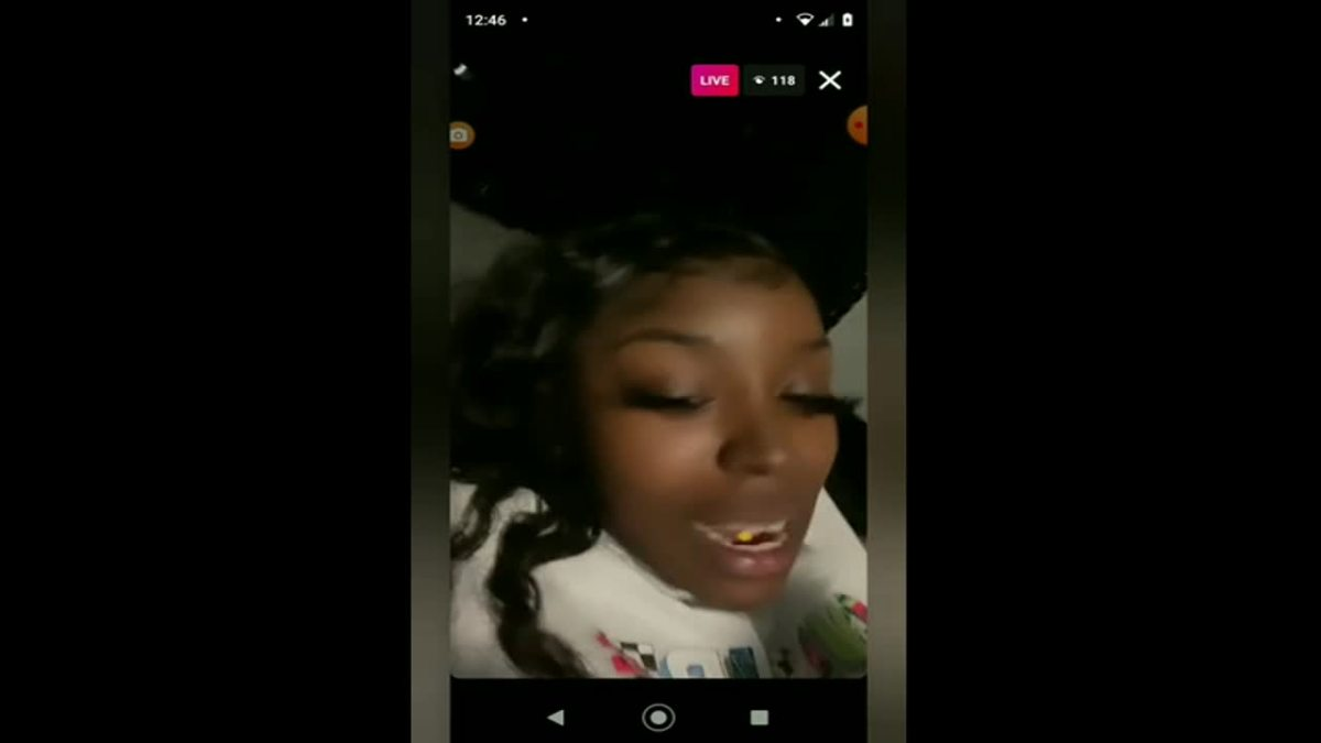 Ig live – ShesFreaky
