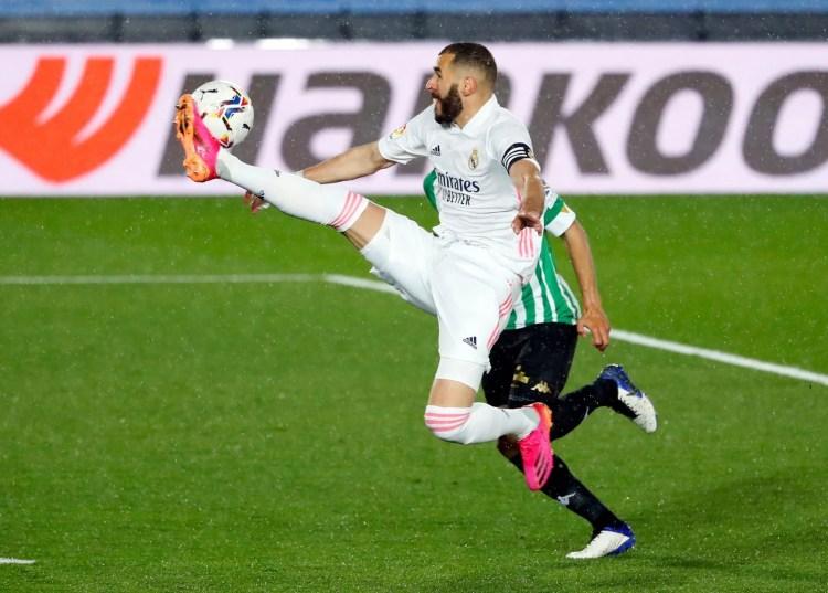 Champions League Head-to-Head: Karim Benzema (Real Madrid ...