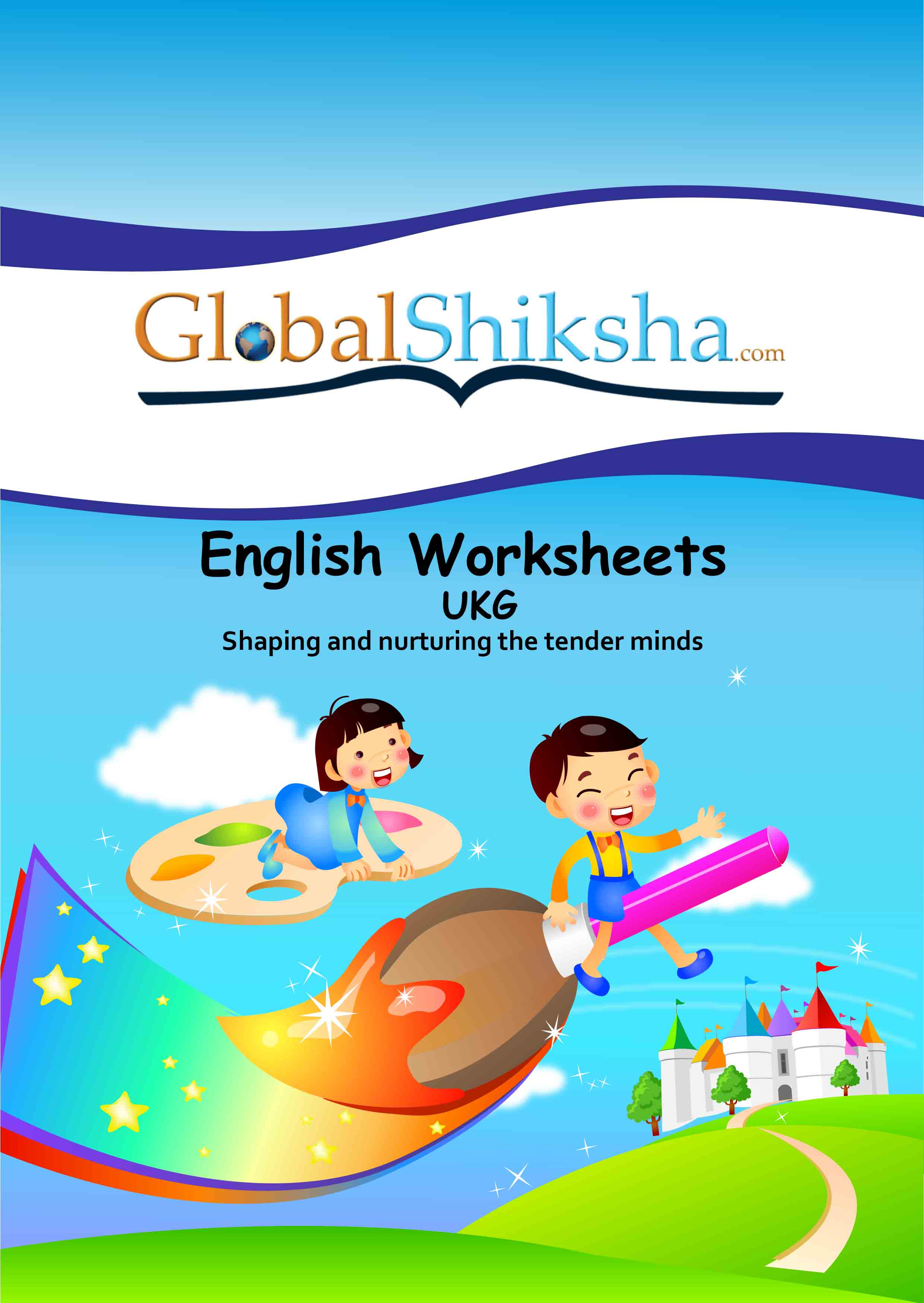 Worksheets For Ukg