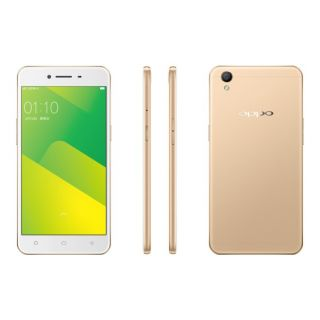 OPPO A37 Dual SIM 2.5D Arc Edge Screen RAM 2GB ROM 16GB 4G
