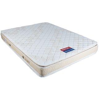 Kurlon Panacea Mattress White 6 Inch Single Bed