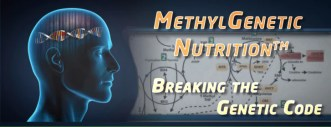 Lecture: Methylgenetics Monday September 18th 7 PM - 8:30 PM