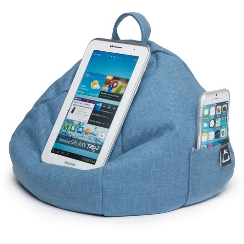 ipad tablet bean bag cushion stands
