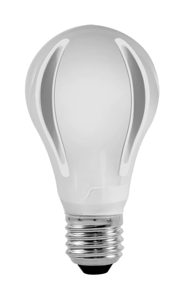 Fluorescent Globe Light Bulbs
