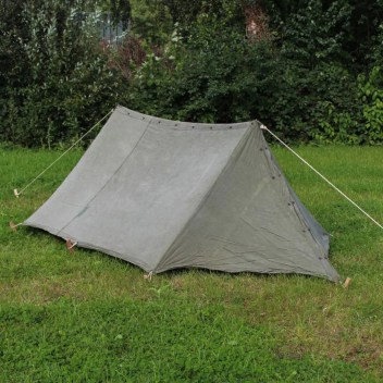 U.S. Military Pup Tent, Complete | STARS-N-STRIPES CO.