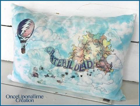 memory pillows made from treasured