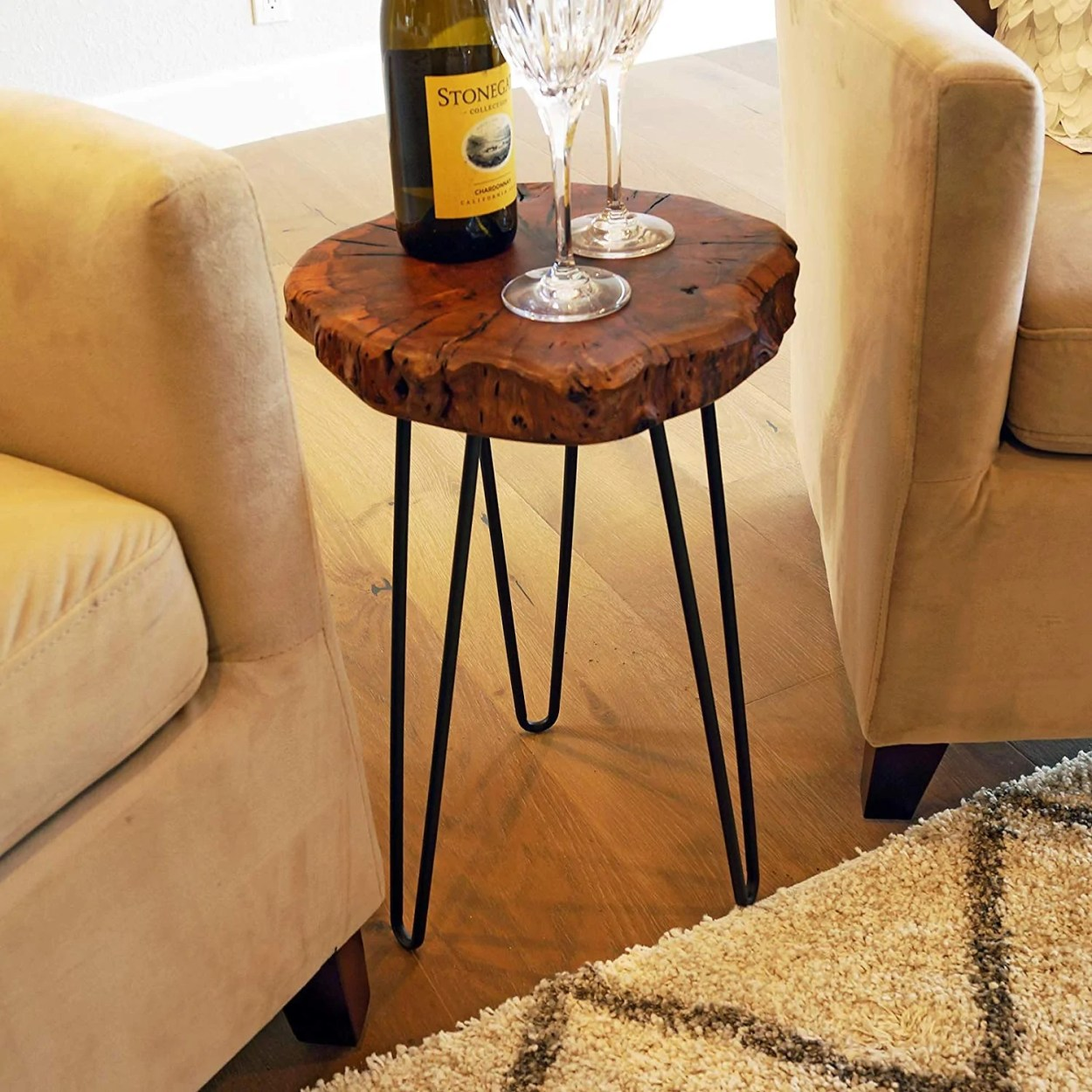 Image result for stump table