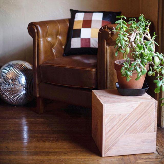 patchwork leather pillows storyteller studio