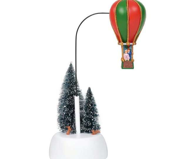 Holiday Balloon Ride