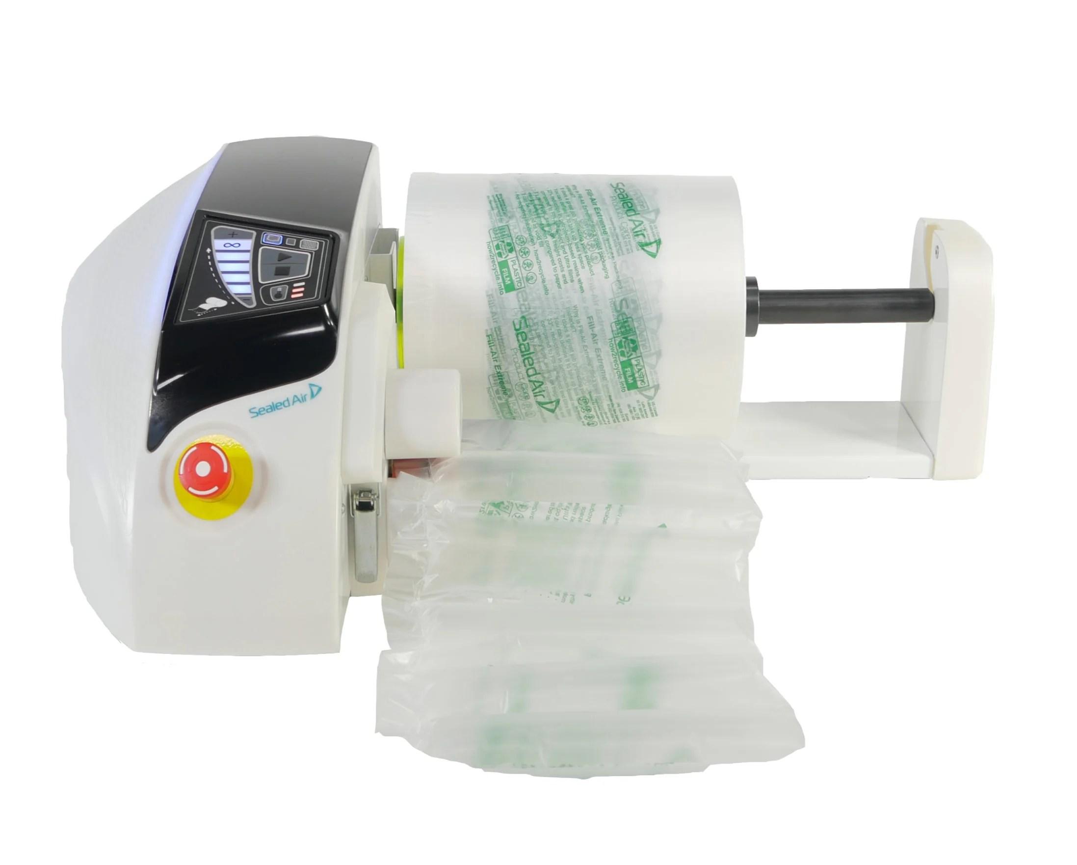 bubble wrap inflator nano base unit 28