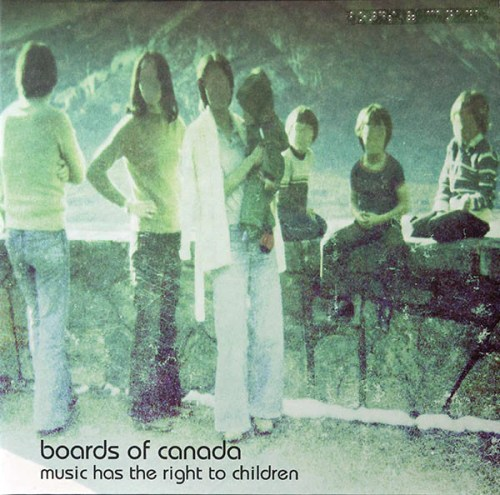 Boards Of Canada – Music Has The Right To Children – 2LP – Bigwax ...